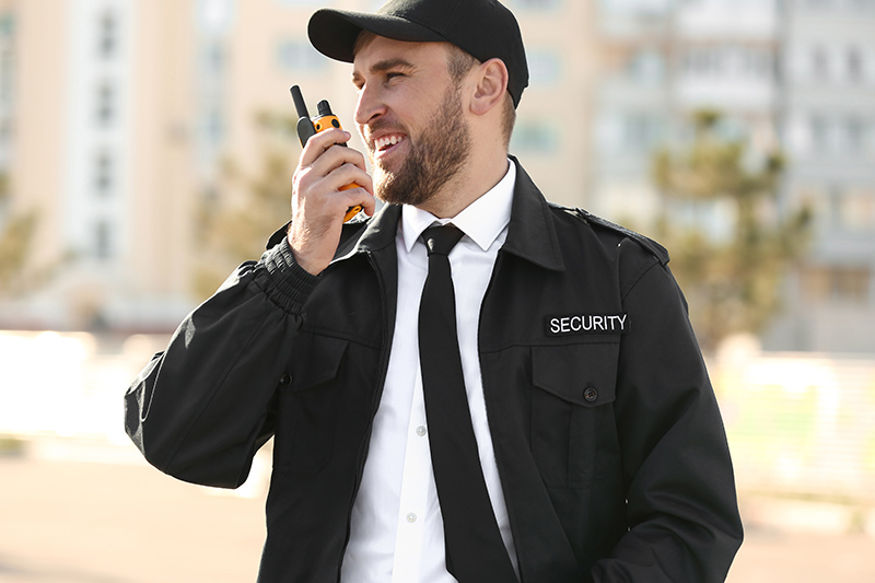Security Guard Job Description in Suffolk United Kingdom